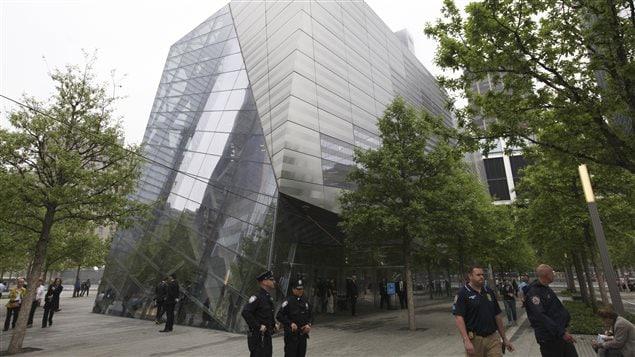 Le musée du 11 septembre à New York