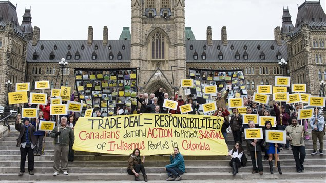 More Questions About Human Rights And Canadas Free Trade Agreement