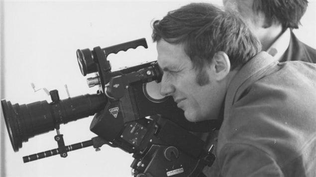 Le cinéaste Arthur Lamothe (1928-2013)