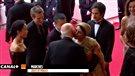 Cannes: une actrice iranienne s'excuse d'avoir embrassé le président du festival
