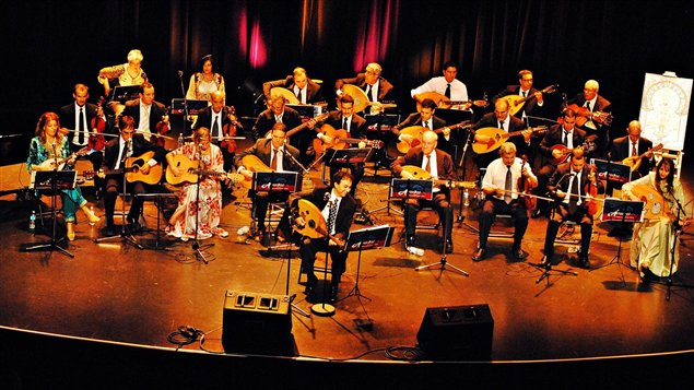 AMAM- Les amis de la musique andalouse de Montréal.