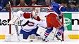 Le Canadien affronte les Rangers de New York