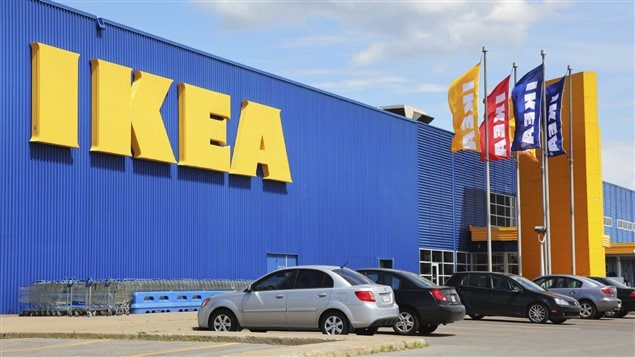 Nouveau mus e ikea s 39 expose rebours ici radio for Ikea livraison le dimanche