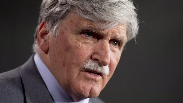 El ex-general canadiense Roméo Dallaire