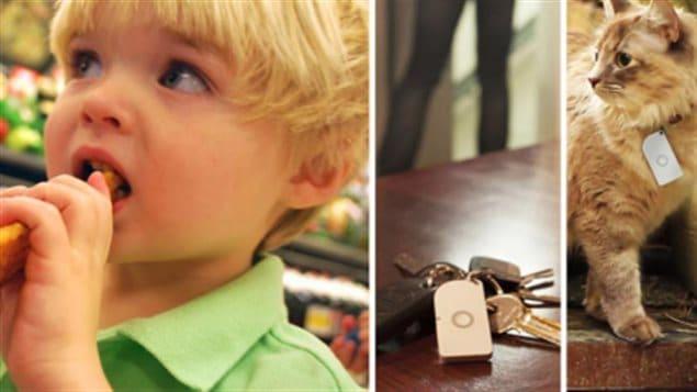 5 gadgets pour tout retrouver m me un enfant perdu. Black Bedroom Furniture Sets. Home Design Ideas