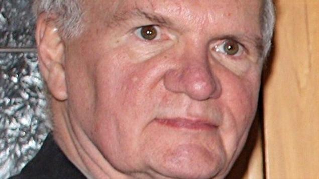 L'ancien éditorialiste du Droit, Pierre Allard.