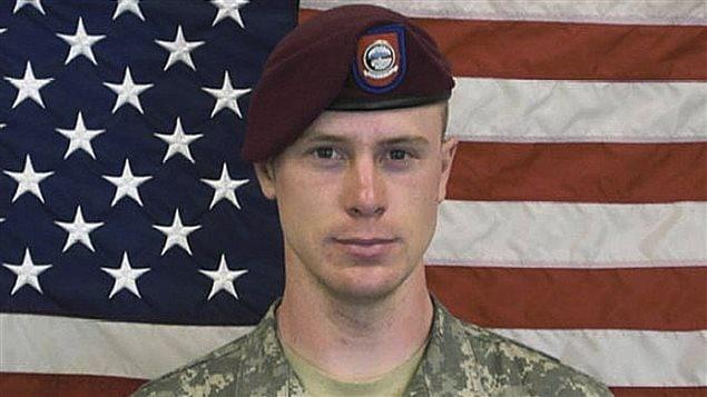 Le sergent américain Bowe Bergdahl