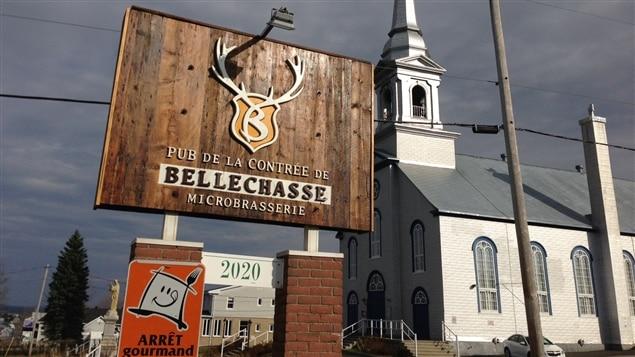Le Pub de la contrée de Bellechasse