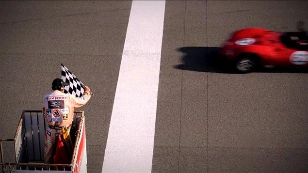 Une image tirée de la bande-annonce de la série <i>En 6e vitesse</i>, présentée à Historia.