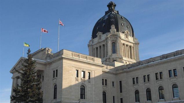 Assemblée législative à Regina