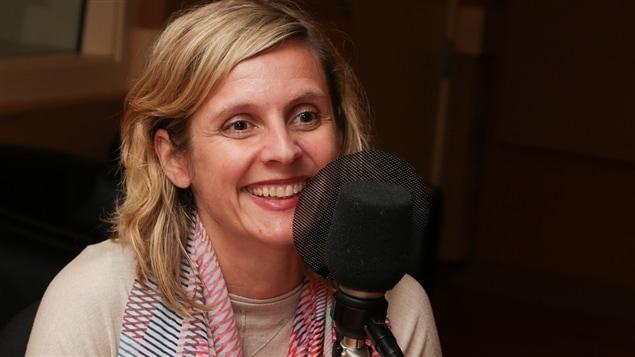 L'auteure et critique littéraire Leigh Newman