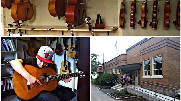 Garage à musique du Dr Julien