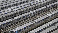 Le parc de métro rempli au deuxième jour de grève à Sao Paulo
