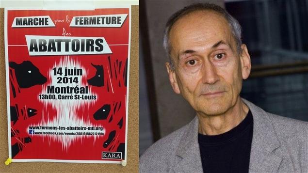 Le professeur Stevan Harnad de l'Université du Québec à Montréal parraine l'événement.