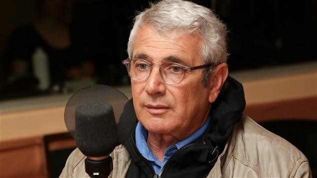 Le comédien et humoriste Michel Boujenah