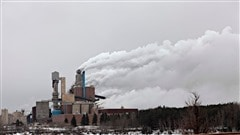 Northern Pulp à Pictou.NS