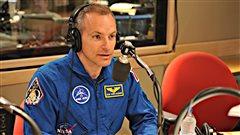 David Saint-Jacques, astronaute