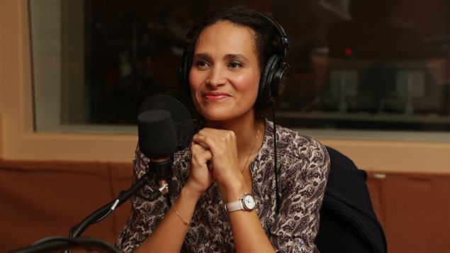 La journaliste Frédérique Bedos