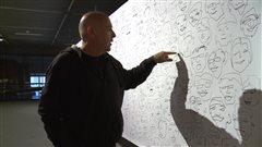 Richard Ferron et son oeuvre Singulier-pluriel