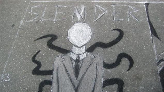 Slender Man El Personaje Misterioso Que Provoca
