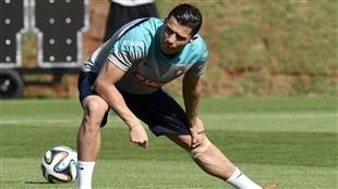 Ronaldo «100% en forme»