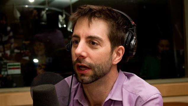 L'éditorialiste et auteur François Cardinal