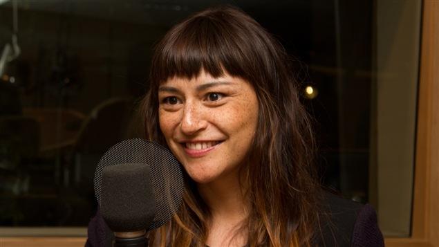 La musicienne et cinéaste Elisapie Isaac.