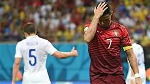 Ronaldo n'y croit plus