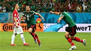 Le Mexique élimine la Croatie