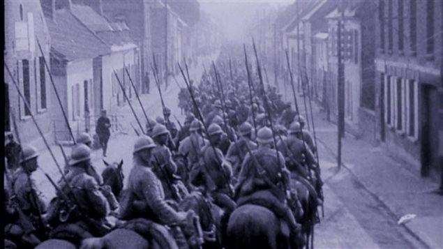 Parmi les sujets des échanges figure en bonne place l'incidence de la Première Guerre mondiale sur l'environnement