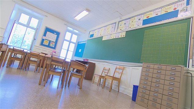 L'École des Ursulines de Québec