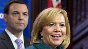 Christine Elliott avait déjà tenté en 2009 de diriger le Parti progressiste-conservateur de l'Ontario.