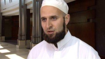 L'imam Zacharia Al Khatib d'Edmonton en Alberta