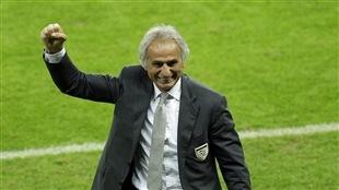 Vahid Halilhodzic quitte la sélection algérienne