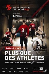 Défi sportif AlterGo, édition 2014