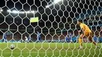 Match Costa Rica-Grèce