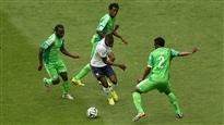 Match France-Nigeria