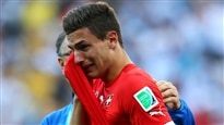 Match Argentine-Suisse