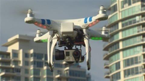 无人驾驶飞行器在温哥华机场对飞机构成威胁