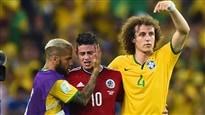 Match Brésil-Colombie