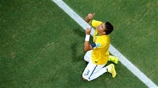 La Seleçao gagne, mais perd Neymar