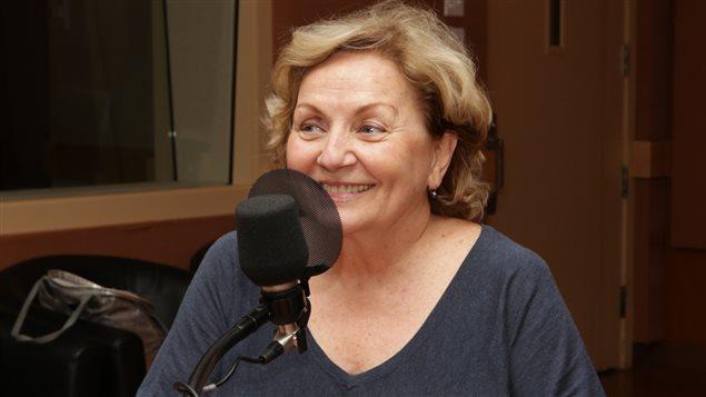 France Castel était de passage dans notre studio pour parler de la comédie musicale Sister act et du film La voix de l'ombre.