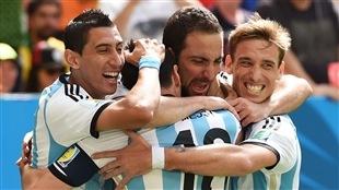 L'Argentine accède aux demi-finales