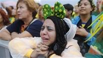 Demi-finale Brésil-Allemagne