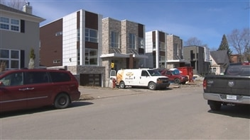 Développement domiciliaire dans le quartier Saint-Louis de France