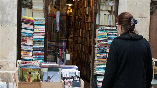 La librairie Abbey Bookshop à Paris