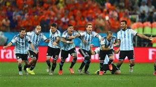 L'Argentine passe en finale