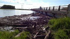 Prévision des crues 2015: risque d'inondation variable