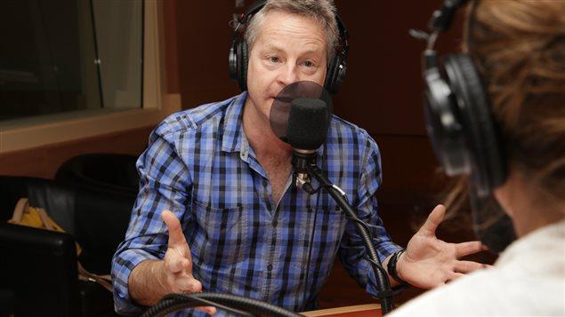 Le comédien et animateur André Robitaille jouera cet été dans la pièce Un dîner de cons, à l'Assomption.