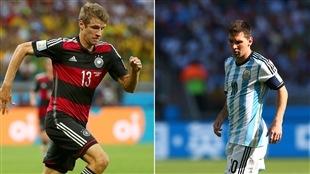 Allemagne-Argentine : les clones contre les humains
